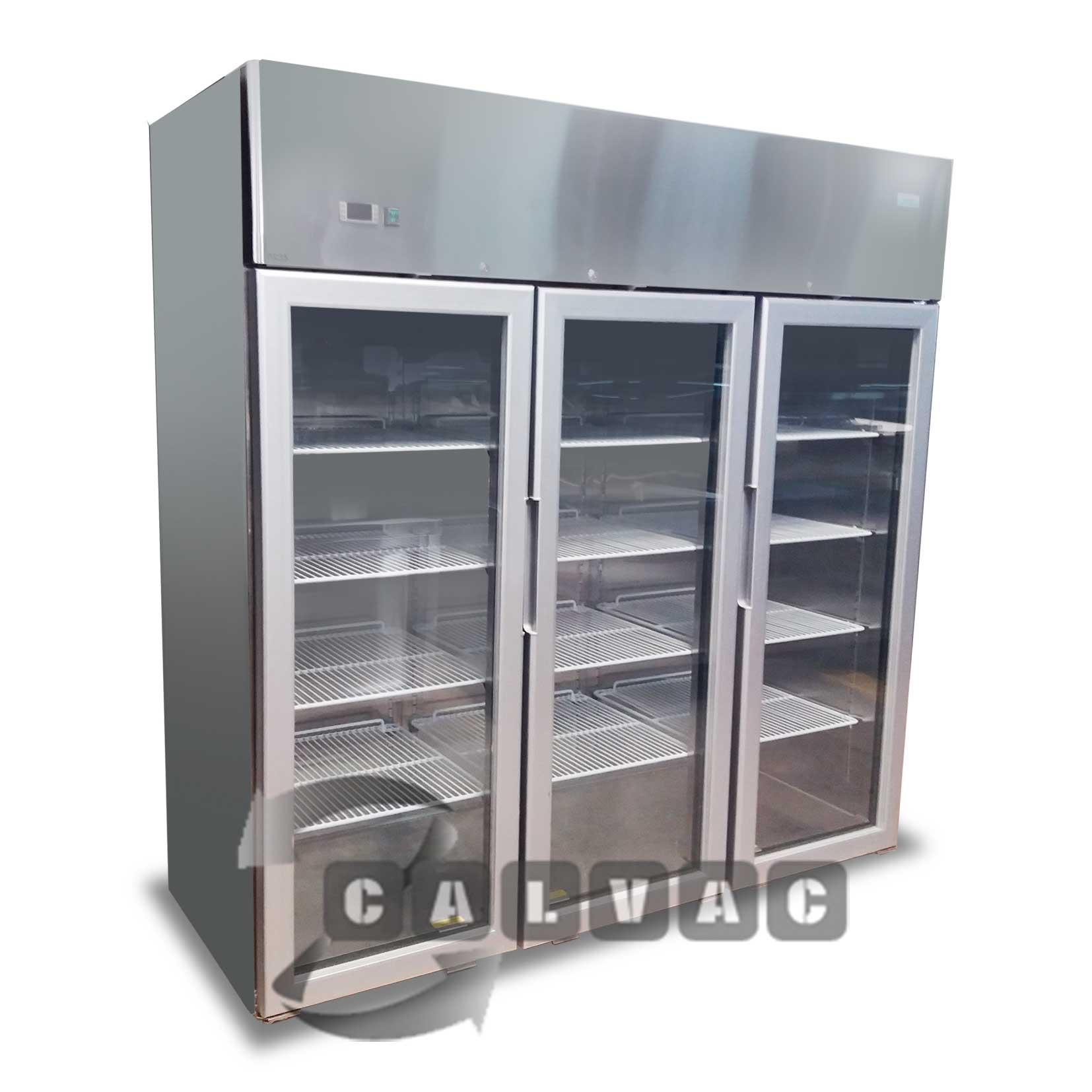 Refrigeradores industriales calvac refrigeradores for Puerta cocina industrial