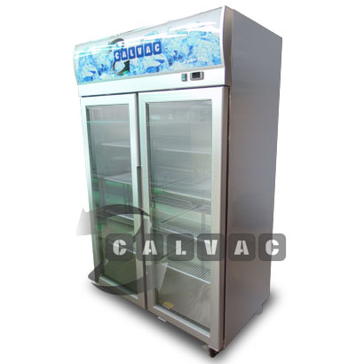 Visicooler visicoolers visicooler 2 puertas 900 litros for Puertas para cocinas industriales