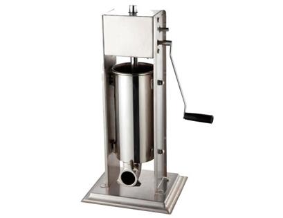 Embutidoras embutidora industrial 3 litros manual calvac for Manual de cocina industrial