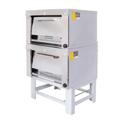 Hornos industriales horno industrial dos c maras for Medidas de hornos pequenos