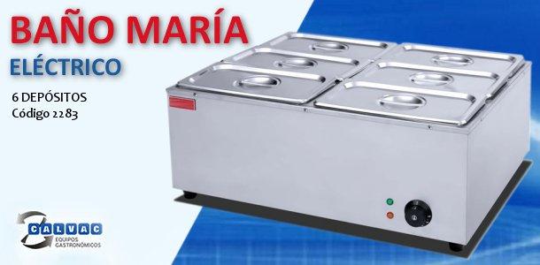 Cocina industrial mesones de acero calvac home for Bano maria industrial