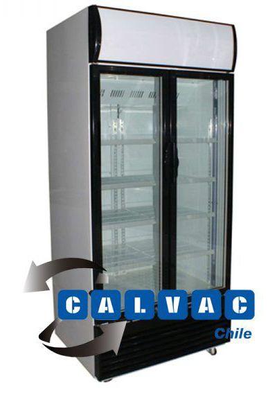 Visicooler Cooler Freezer Vertical Enfriador de Bebidas Visicoolers Comerciales